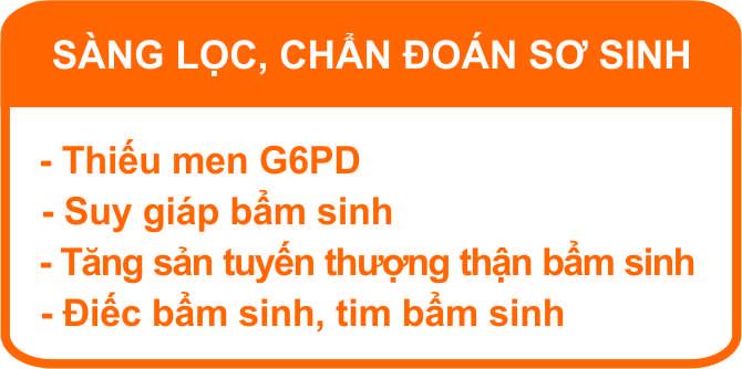 SANG LOC, CHAN DOAN SO SINH