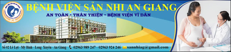 Bệnh viện Sản Nhi An Giang